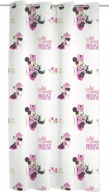 Tenda a velo con anelli Minnie
